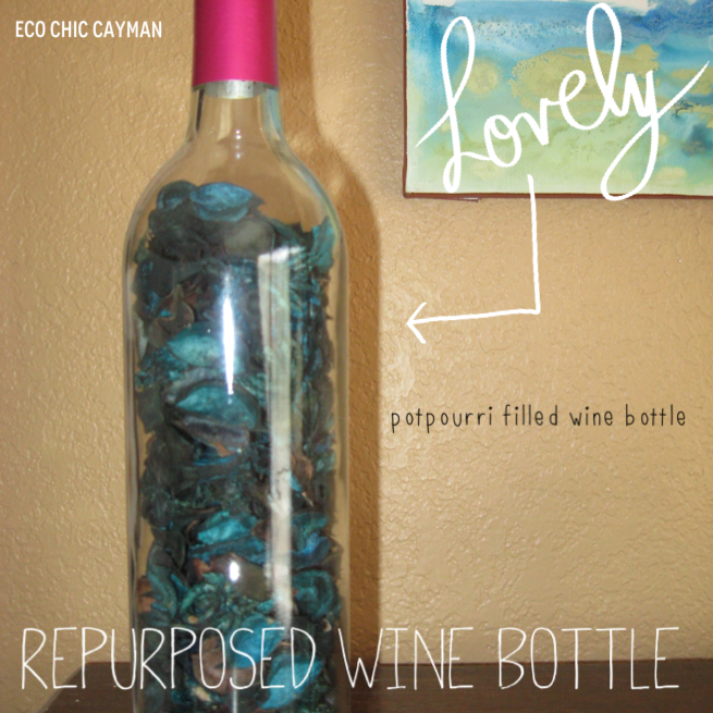 Repurpose Glass Jars  U0026 Wine Bottles The Eco Chic Way
