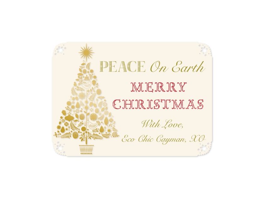 eco friendly christmas cards |