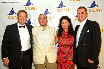 CCMI Board- Simon Whicker-Peter Hillenbrand- Carrie Manfrino & Chris Humphries
