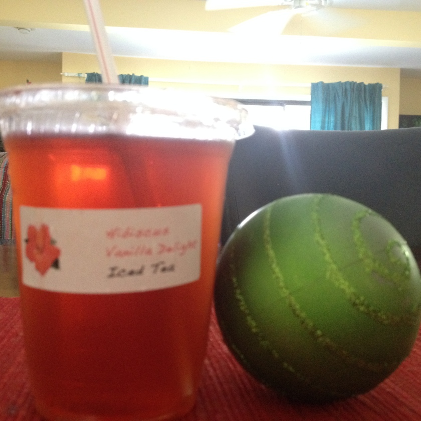 Hibiscus Vanialla Tea 2