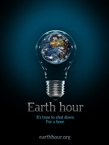 1 Week Until Earth Hour: Lights Out | Eco Chic Cayman