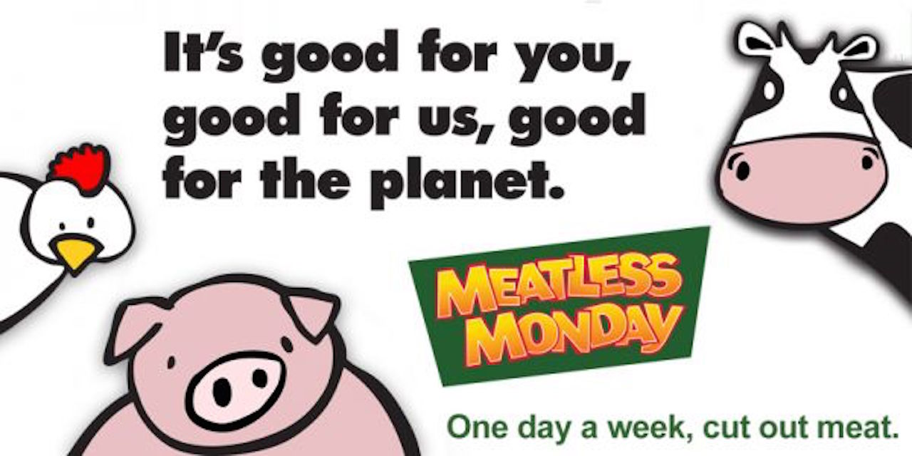 meatless monday Going without meat once a week can be easy with these meatless monday tips and recipes change up your family's diet with these delicious ideas.