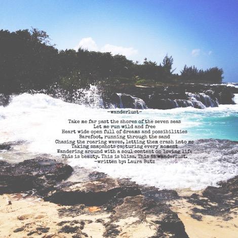 wanderlust poem
