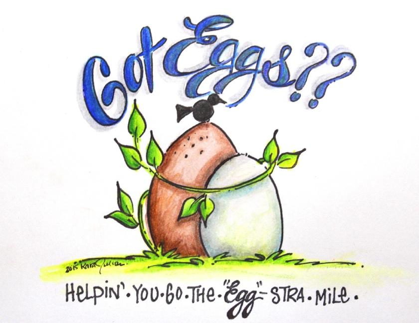 Got Eggs logo