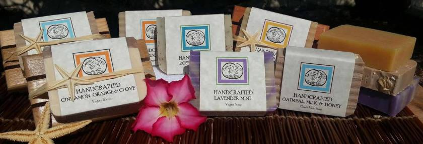 cayman scents eco-friendly bath soaps